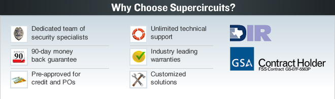 Why Choose Supercircuits