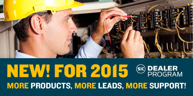 NEW! FOR 2015 - MORE PRODUCTS, MORE LEADS, MORE SUPPORT!