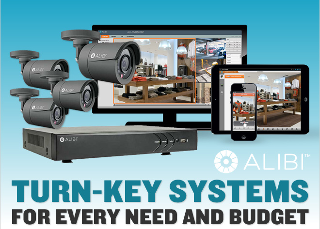 TURN-KEY SYSTEMS for every need and budget