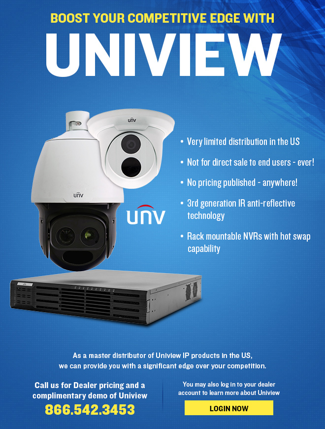 SC Dealers - Boost Your Competitive Edge with Uniview
