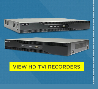 View HD_TVI Recorders