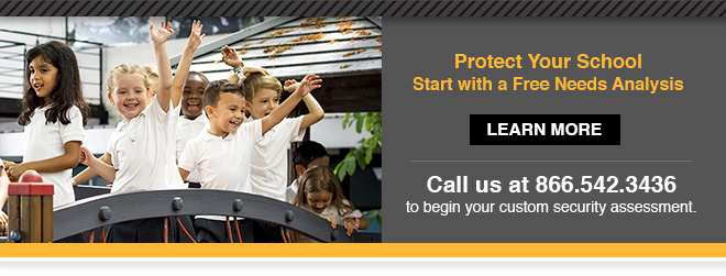 Security & Surveillance Solutions for Safer Schools
