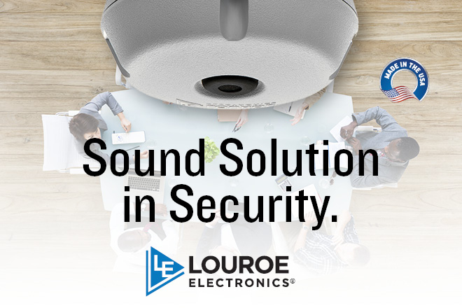 Louroe Electronics: Sound Solution in Security