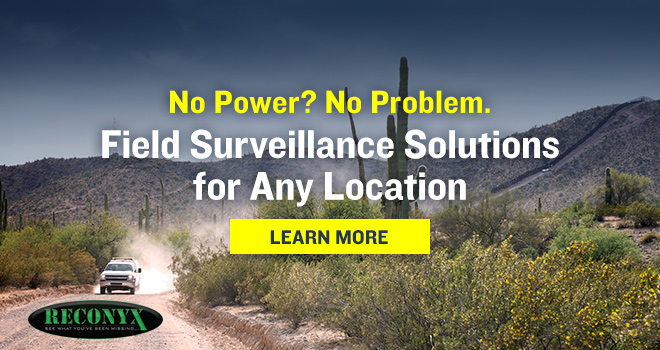 Field Surveillace Solutions for Any Location