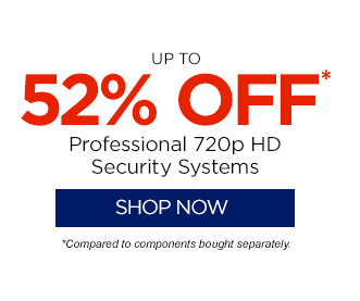 Save up to 58% on Bundled Systems