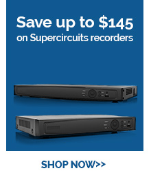 Supercircuits Recorders