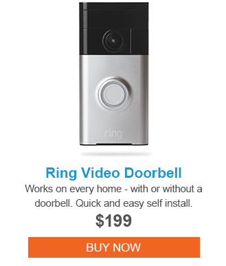 Ring Video Doorbell Benefits