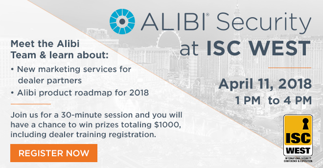 See us at ISC West